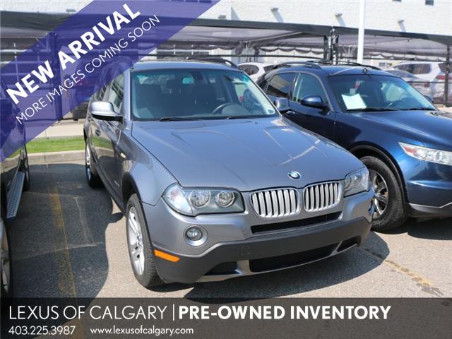 2010 BMW X3 xDrive30i (Stk: 210534A) in Calgary - Image 1 of 2