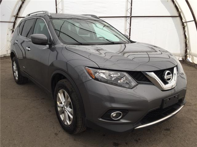 2016 Nissan Rogue SV (Stk: R8103A) in Ottawa - Image 1 of 19