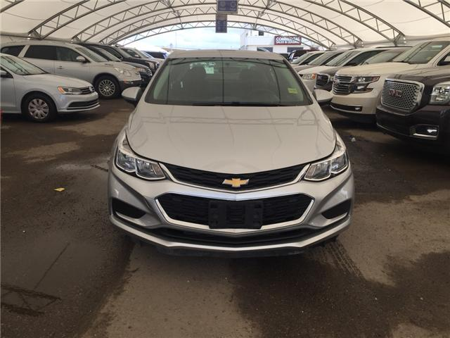 2017 Chevrolet Cruze L Manual (Stk: 164350) in AIRDRIE - Image 2 of 20