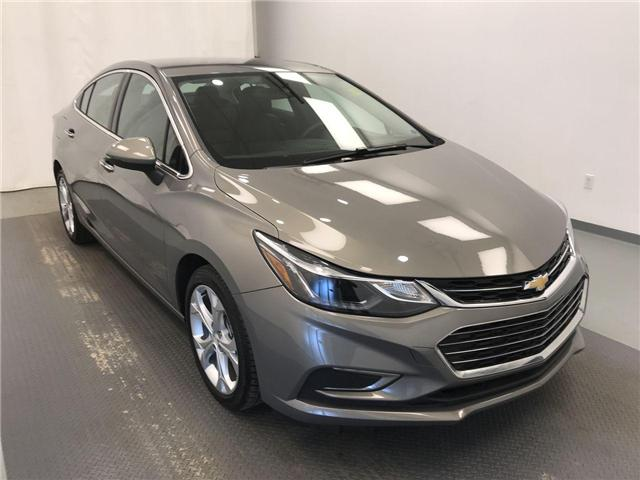 2018 Chevrolet Cruze Premier Auto (Stk: 193218) in Lethbridge - Image 1 of 19