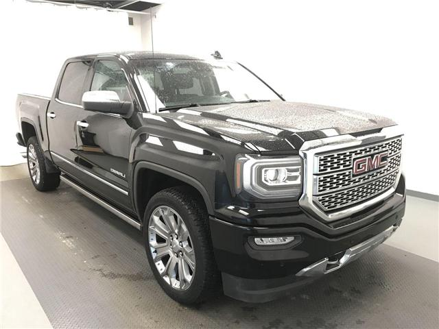 2017 GMC Sierra 1500 Denali (Stk: 176530) in Lethbridge - Image 1 of 19