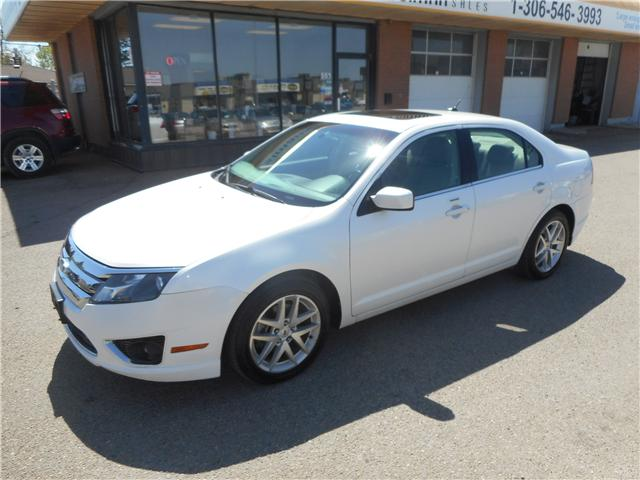 2010 Ford Fusion SEL (Stk: P1456) in Regina - Image 1 of 18