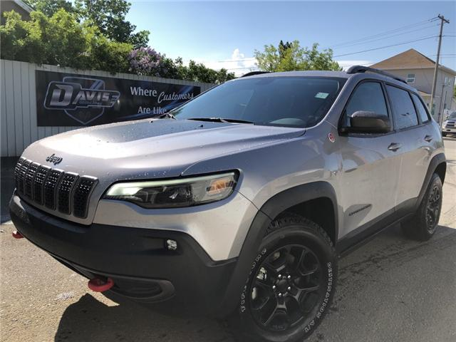 2019 Jeep Cherokee Trailhawk (Stk: 13026) in Fort Macleod - Image 1 of 18