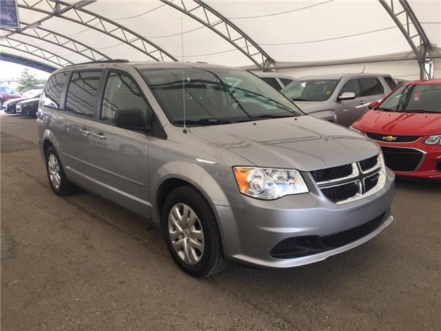 2017 Dodge Grand Caravan CVP/SXT (Stk: 164624) in AIRDRIE - Image 1 of 19