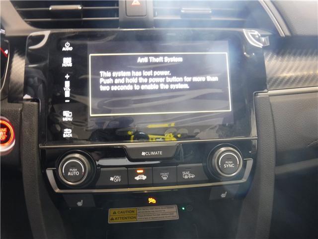 2018 Honda Civic Si (Stk: 1524) in Lethbridge - Image 14 of 16