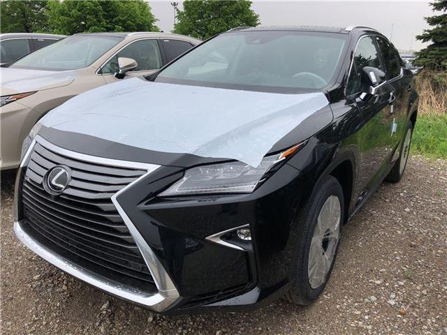 2018 Lexus RX 350 Base (Stk: 153066) in Brampton - Image 1 of 5
