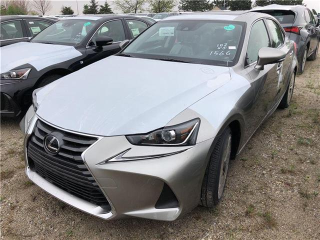 2018 Lexus IS 300 Base (Stk: 30624) in Brampton - Image 1 of 5