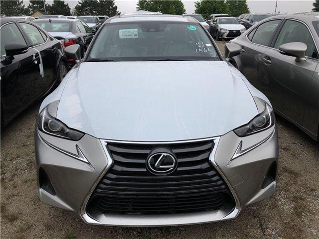 2018 Lexus IS 300 Base (Stk: 30624) in Brampton - Image 2 of 5