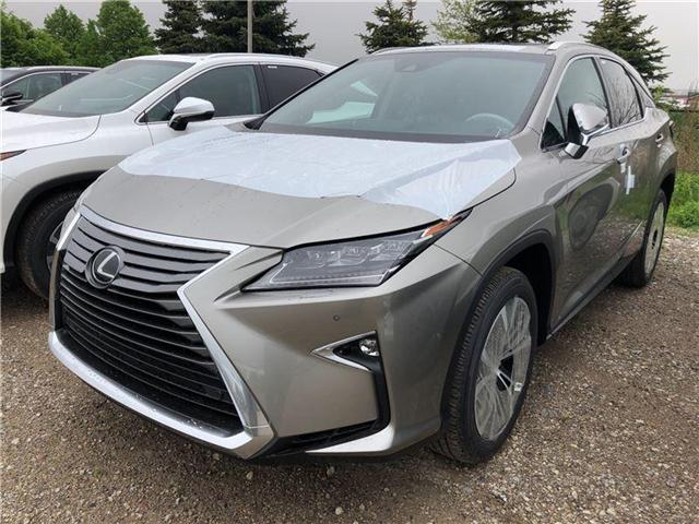 2018 Lexus RX 350 Base (Stk: 154263) in Brampton - Image 1 of 5