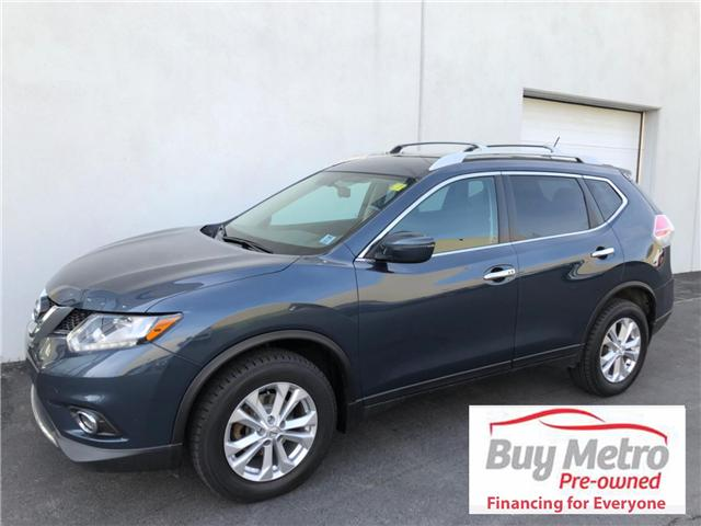2016 Nissan Rogue SL AWD (Stk: p18-088) in Dartmouth - Image 1 of 16