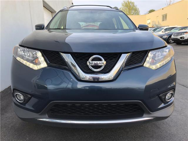 2016 Nissan Rogue SL AWD (Stk: p18-088) in Dartmouth - Image 2 of 16