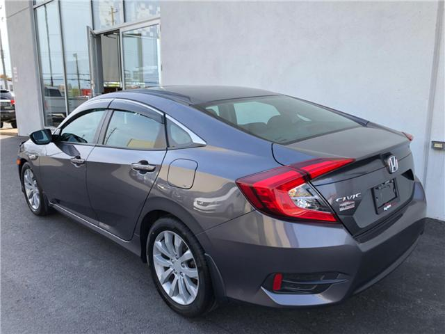 2016 Honda Civic EX Sedan CVT (Stk: p18-084) in Dartmouth - Image 5 of 19