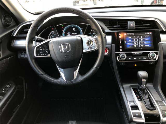 2016 Honda Civic EX Sedan CVT (Stk: p18-084) in Dartmouth - Image 10 of 19