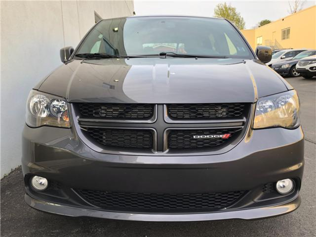 2017 Dodge Grand Caravan GT (Stk: p18-090) in Dartmouth - Image 2 of 21