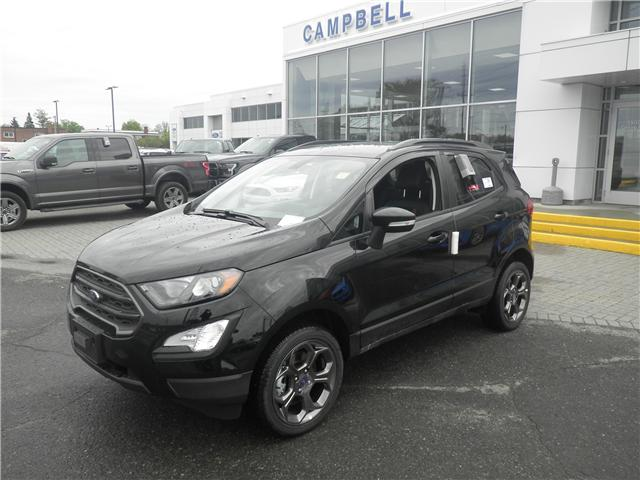 2018 Ford EcoSport SES (Stk: 1816300) in Ottawa - Image 1 of 15