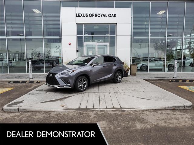 2021 Lexus NX 300 Base (Stk: L21077) in Calgary - Image 1 of 13