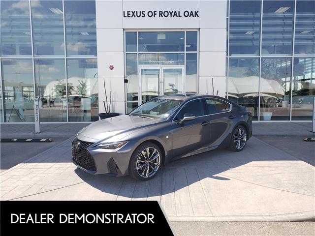 2021 Lexus IS 300 Base (Stk: L21403) in Calgary - Image 1 of 13