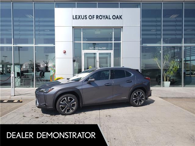 2021 Lexus UX 250h Base (Stk: L21220) in Calgary - Image 1 of 13