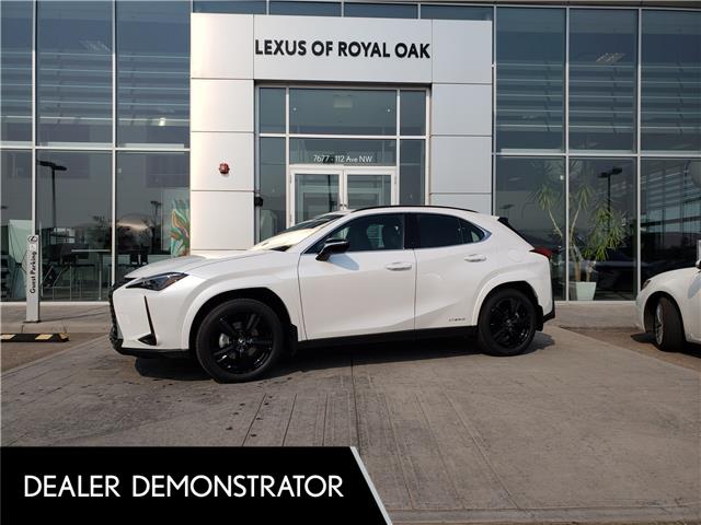 2021 Lexus UX 250h Base (Stk: L21489) in Calgary - Image 1 of 11