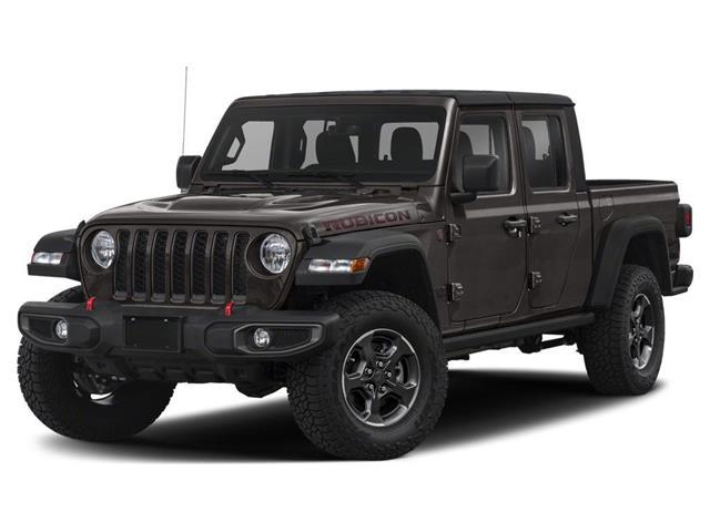 2021 Jeep Gladiator Rubicon (Stk: ML607183) in Uxbridge - Image 1 of 9
