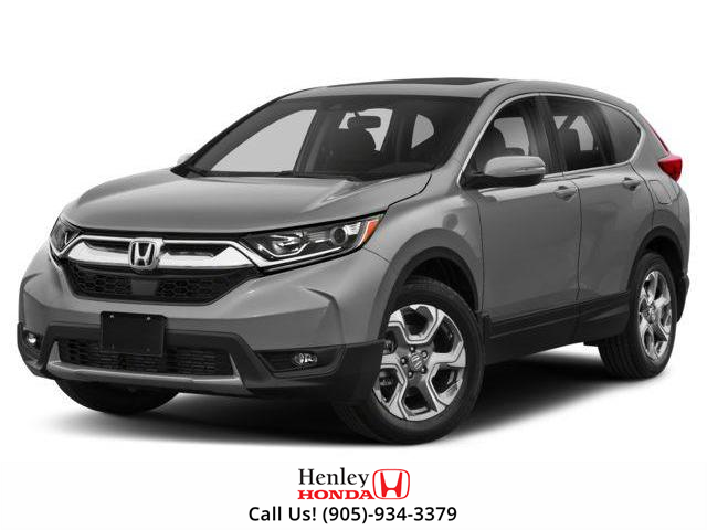 2018 Honda CR-V EX (Stk: H17233) in St. Catharines - Image 1 of 9