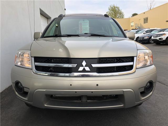 2008 Mitsubishi Endeavor Limited AWD (Stk: p18-076) in Dartmouth - Image 2 of 18
