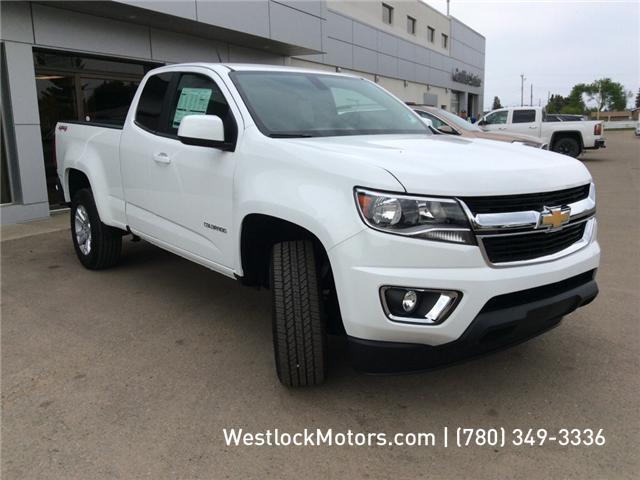 2018 Chevrolet Colorado LT (Stk: 18T50) in Westlock - Image 8 of 25