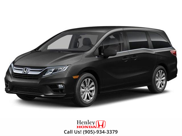 2019 Honda Odyssey Touring (Stk: H17244) in St. Catharines - Image 1 of 2