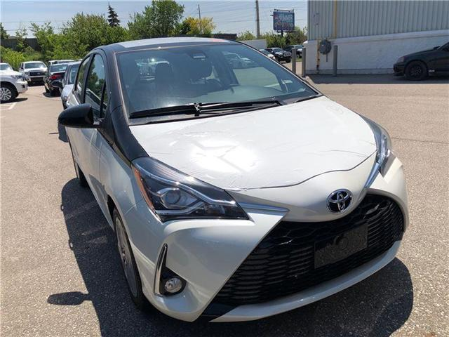 2018 Toyota Yaris SE (Stk: M180854) in Mississauga - Image 2 of 5