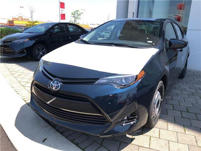 2018 Toyota Corolla LE (Stk: M180877) in Mississauga - Image 1 of 5