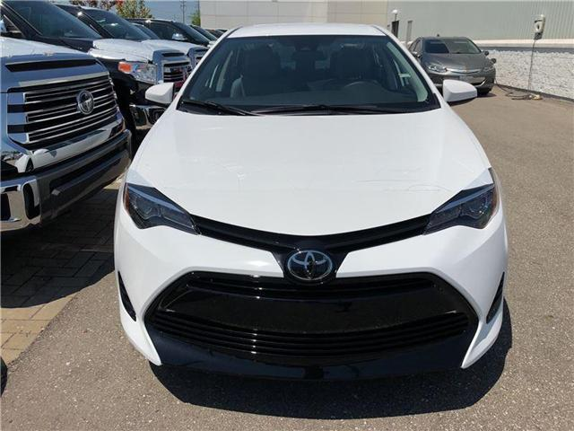 2018 Toyota Corolla CE (Stk: M180878) in Mississauga - Image 2 of 5