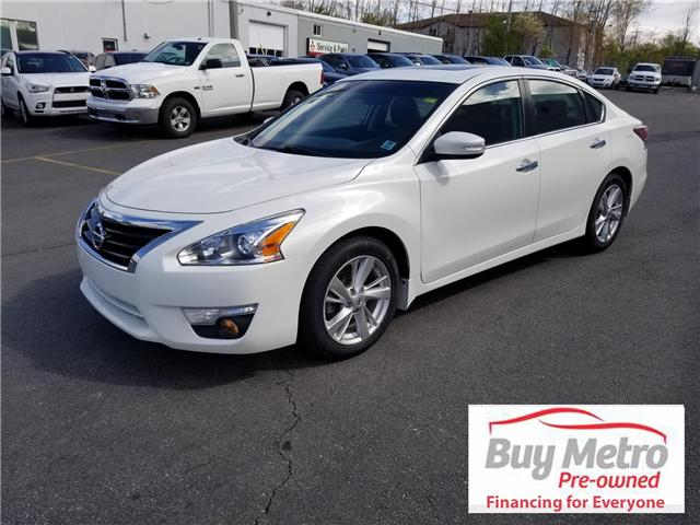 2015 Nissan Altima 2.5 SV (Stk: p18-086) in Dartmouth - Image 1 of 11
