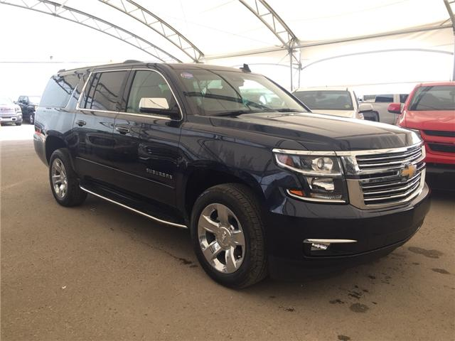 2018 Chevrolet Suburban Premier (Stk: 161238) in AIRDRIE - Image 1 of 28
