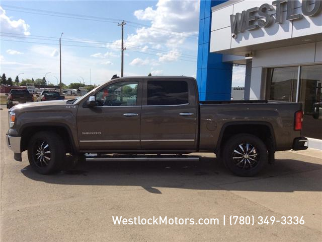 2015 GMC Sierra 1500 SLT (Stk: 17T249A) in Westlock - Image 2 of 27