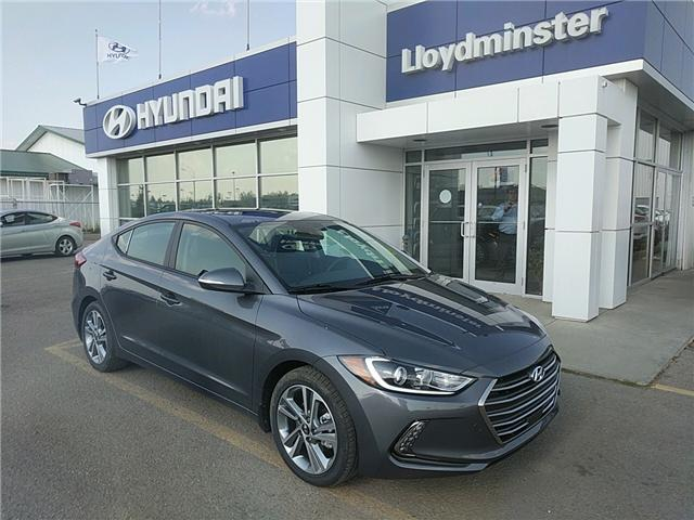 2018 Hyundai Elantra GLS (Stk: 8EL6274) in Lloydminster - Image 1 of 6