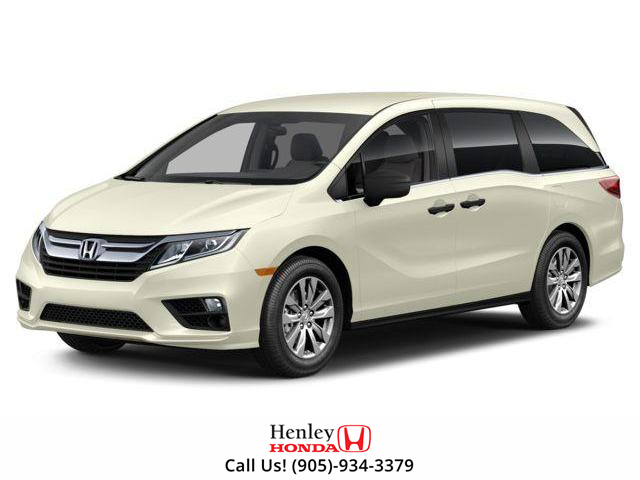 2019 Honda Odyssey Touring (Stk: H17260) in St. Catharines - Image 1 of 2