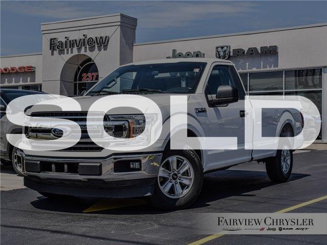 2019 Ford F-150 XL (Stk: U18651DR) in Burlington - Image 1 of 25