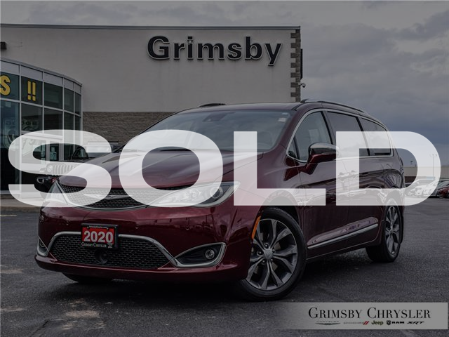 2020 Chrysler Pacifica Limited (Stk: U5121) in Grimsby - Image 1 of 31