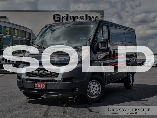 2019 RAM ProMaster 1500 Low Roof (Stk: U5248) in Grimsby - Image 1 of 29
