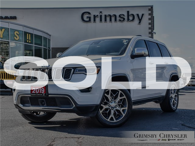 2019 Jeep Grand Cherokee Limited (Stk: N21320A) in Grimsby - Image 1 of 33