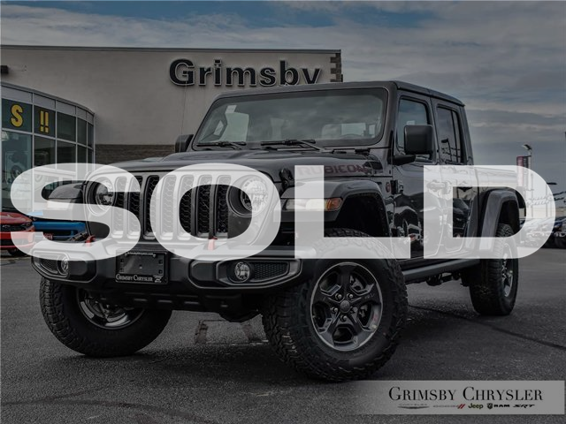 2021 Jeep Gladiator Rubicon (Stk: N21371) in Grimsby - Image 1 of 31