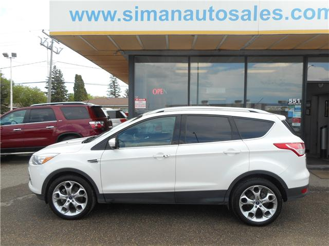 2014 Ford Escape Titanium (Stk: P1430) in Regina - Image 2 of 20