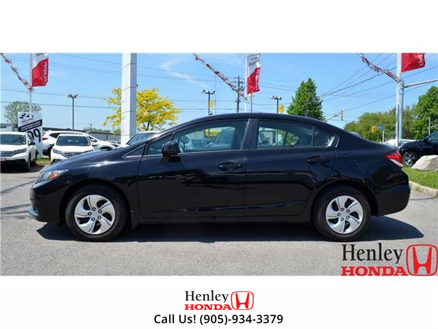 2013 Honda Civic LX (M5) (Stk: B0693) in St. Catharines - Image 2 of 11