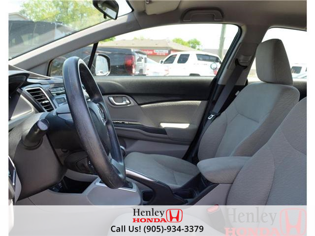 2013 Honda Civic LX (M5) (Stk: B0693) in St. Catharines - Image 5 of 11