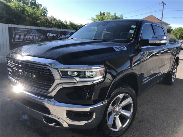 2019 RAM 1500 Limited (Stk: 13043) in Fort Macleod - Image 1 of 23