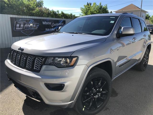 2018 Jeep Grand Cherokee Laredo (Stk: 13051) in Fort Macleod - Image 1 of 22