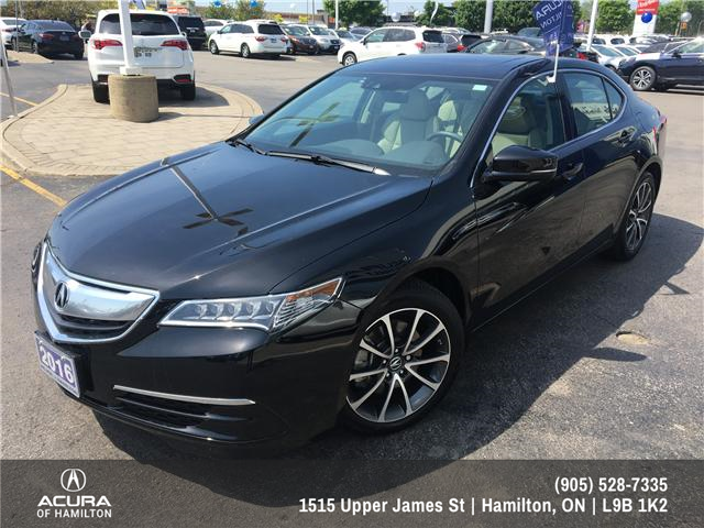 2016 Acura TLX Tech (Stk: 1611320) in Hamilton - Image 2 of 26