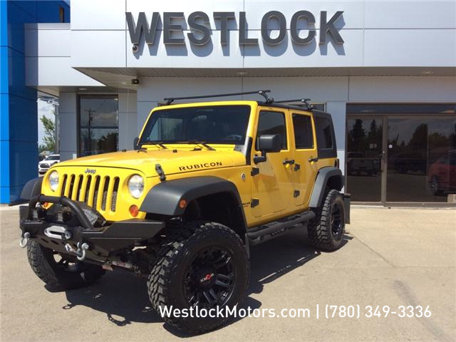 2008 Jeep Wrangler Unlimited Rubicon (Stk: T1804A) in Westlock - Image 1 of 22