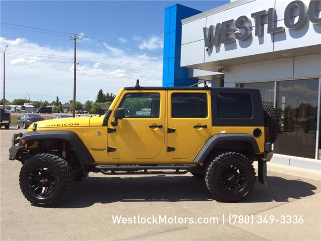 2008 Jeep Wrangler Unlimited Rubicon (Stk: T1804A) in Westlock - Image 2 of 22
