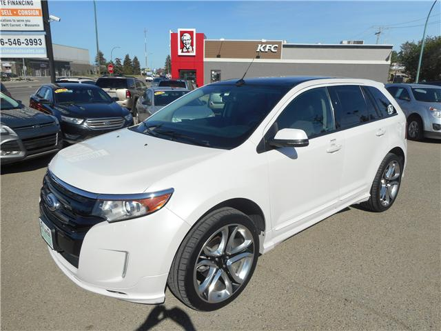 2014 Ford Edge Sport (Stk: P1366) in Regina - Image 1 of 25